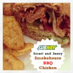 Our Subway Smart and Saucy Challenge &#8211; Giveaway #SmartNSaucy