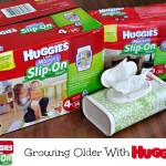 Busy Growing With Huggies Slip-Ons #FirstFit