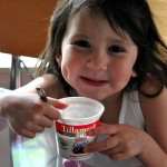 Tillamook's Kid Reviews – Brooklin Loves Tillamook's Yogurt #KidsReviews