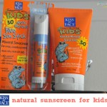 Kiss My Face – Natural Sunscreen For Kids