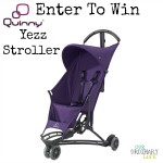 The New Quinny Yezz Stroller – Giveaway!