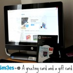 Give The Gift Of A Card & Gift Card In One With TwoSmiles Cards by HP