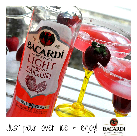 Bicardi Light Daiquiri 90 cal (2)