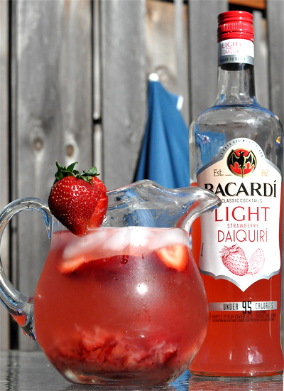 Bicardi Light Daiquiri 90 cal (4)