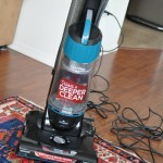 The BISSELL® CleanView® Vacuum with OnePass Technology™ #cleanview