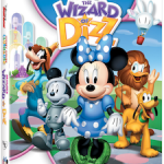 Minnie's Wizard of Dizz on DVD – Giveaway!