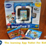 VTech InnoTab 2S Review & Giveaway