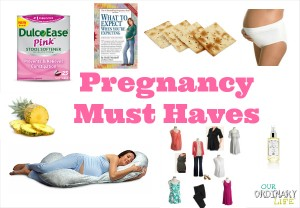 pregnancy must haves