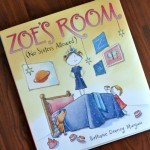 New Children's Book – ZOE'S ROOM (NO SISTERS ALLOWED) – 3 WINNERS Giveaway