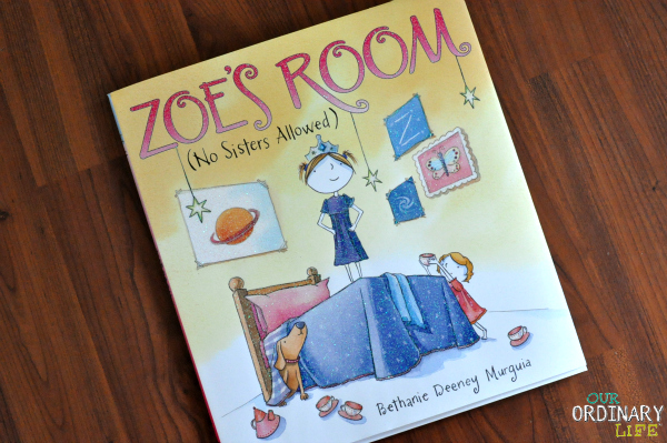 zoes room book