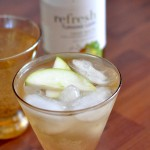 Turning Leaf Refresh Pear Lemonade Spritzer #WineOverIce – Giveaway!
