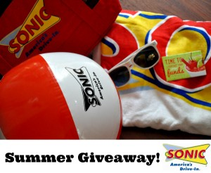 sonic beach giveaway