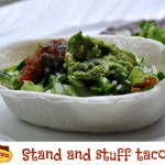 Dinner Made Easy With Old El Paso® Stand 'N Stuff® Soft Flour Tortillas and Mexican Cooking Sauces – Giveaway!