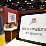 I ReCharged At The #FolgersLounge #BlogHer13