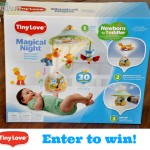 Tiny Love's Magical Night Mobile – Giveaway