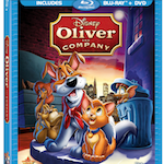 Stunning Blu-ray Debut of Disney's Oliver And Company