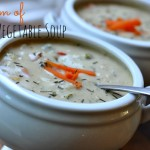 Cream of Mixed Vegetable Soup Recipe #CansGetYouCooking