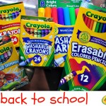 Back To School: New From Crayola – Giveaway