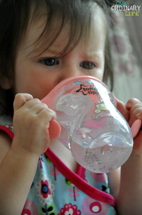mia royal baby sippy cup