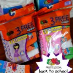 Back To School With Fruit Of The Loom – #FruitOfTheLoom Giveaway