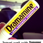 Traveling With Dramamine #DramamineRoadWarrior