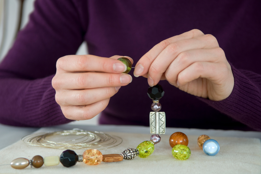 Tips For Making Jewelry At Home
