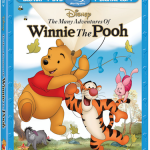 Disney's The Many Adventures of Winnie The Pooh on Blu-ray Combo Pack