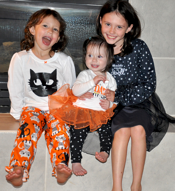 Carters PJ Girls Clothes Halloween (1)