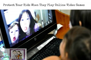 Protect Your Kids When They Play Online Video Games computer