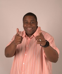 Hub Network's First Annual Halloween Bash Host Kenan Thompson