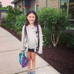 To My Daughter On The First Day Of Third Grade