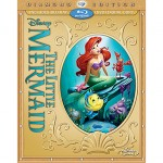 The Little Mermaid Diamond Edition on Blu-ray Combo Pack – Giveaway