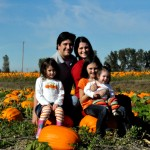 Our Pumpkin Patch Visit 2013