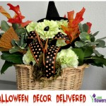 Last-Minute Halloween Treats & Decor Delivered to Your Door‏ from 1-800-FLOWERS.COM