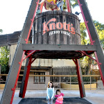 Our Family Visit to Knott's Berry Farm During the Holiday Season!