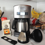 The Sleek Stainless Steel Frigidaire Professional™ 12-Cup Drip Coffee Maker