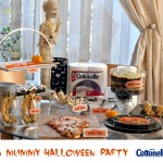 A Mummy Halloween Party With Cottonelle Triple Roll #CottonelleTarget
