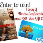 For Fitness Lovers: Fitness Confidential – Giveaway!