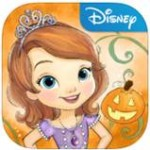 Halloween apps from Disney Publishing