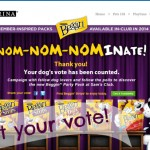 Nom-Nom-Nominate your favorite Beggin' Strips®!