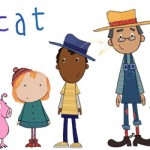 Great For Preschoolers: Peg + Cat now on PBS