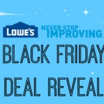 Lowe's Black Friday Deal Reveal – Dremel Giveaway