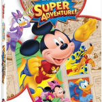 Holiday Gift Ideas – Disney's MICKEY MOUSE CLUBHOUSE: SUPER ADVENTURE on DVD
