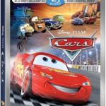 Holiday Gift Guide: Gifts For Boys –  CARS 3D Ultimate Collector's Edition on Blu-ray 3D