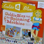 "Hot Holiday Toys For Girls From Toys""R""Us – Goldie Blox and The Spinning Machine"