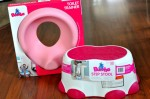Holiday Gift Ideas For Toddlers: Bumbo Booster Seat & Toilet Trainer – Giveaway