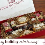 Holiday Entertaining With Hickory Farms – #HickoryTradition Giveaway!