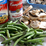 Mushroom and Green Bean Casserole Recipe