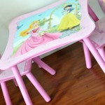 Holiday Gift Ideas For Girls – Delta Princess Table and Chair Set
