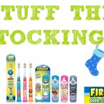 Stocking Stuffers – FireFly Fluoride Foam Toothpaste and FireFly Ready Go Brush
